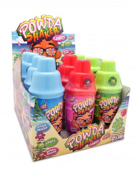 Powda Shaker dip & lick