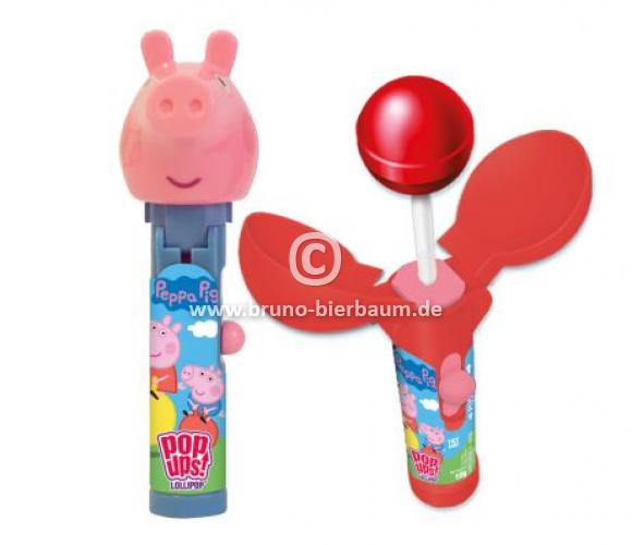 Peppa Pig mit Lolly