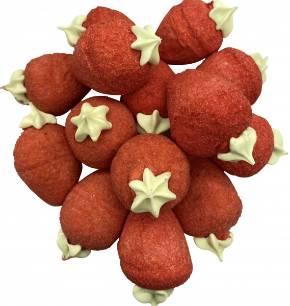 Mellow Erdbeeren gross 100g