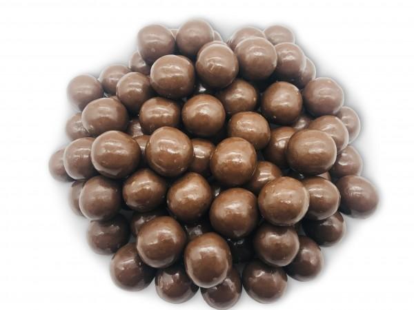 Lakritzkugeln mit Milchschokolade 100g