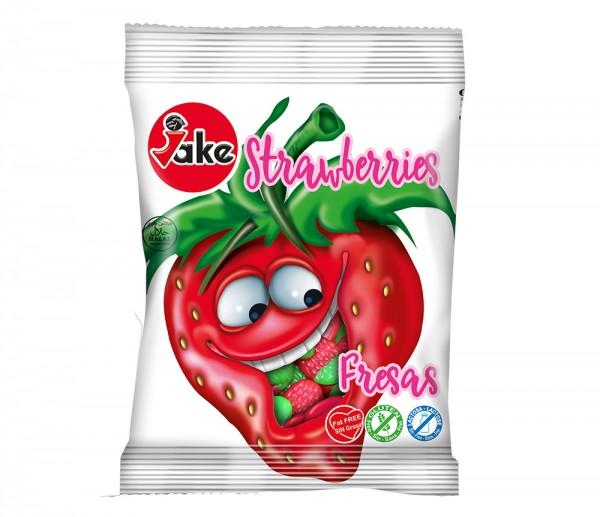 Jake Fruchtgummi Erdbeeren