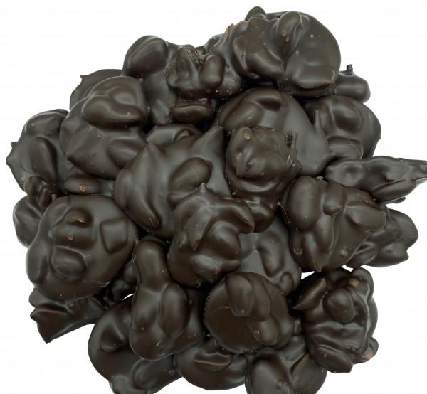 Geröstete Erdnüsse Zartbitter