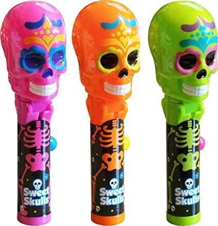 Skull Pop Up