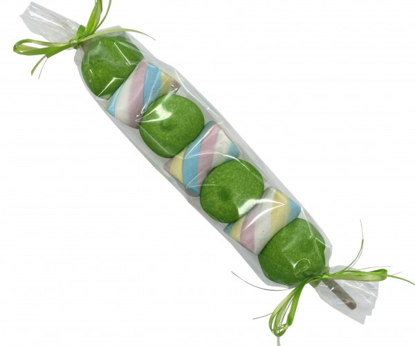 Mallow-Spieß grün