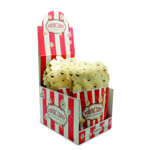 Popping Candy-Butter-Popcorn