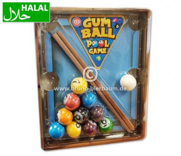 Gum Ball Pool Game