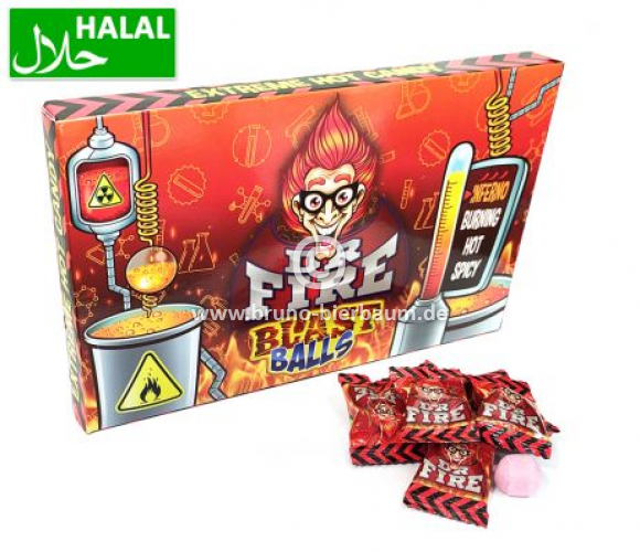 Dr. Fire Blast Balls