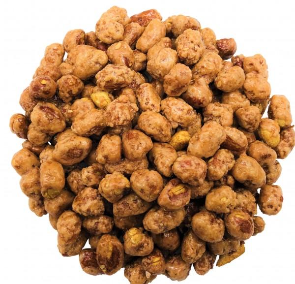Gebrannte Erdnüsse