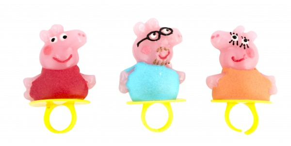 Peppa Pig Candy Ring