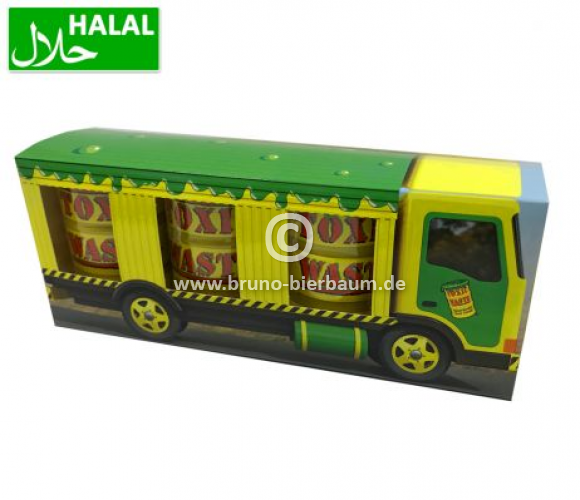 Toxic Waste Candy Truck