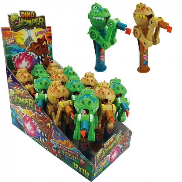 Dino Chomper Lollipop