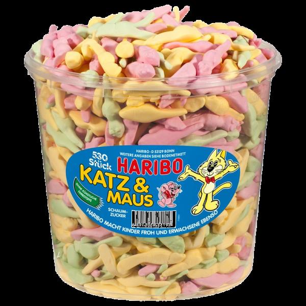 Haribo Katz & Maus